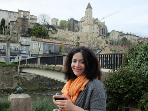 Nosta poetessa siriana Mais-el-Rim Karfoul